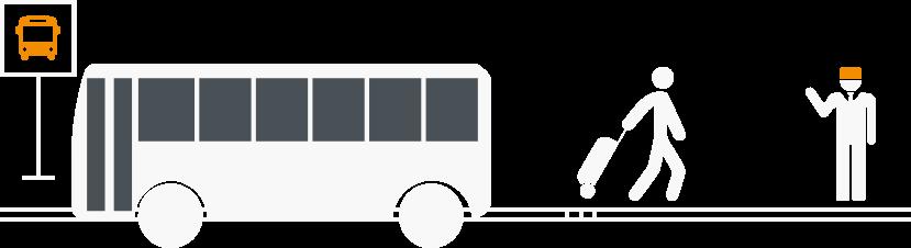 Shuttle parkeren - hoe werkt het?