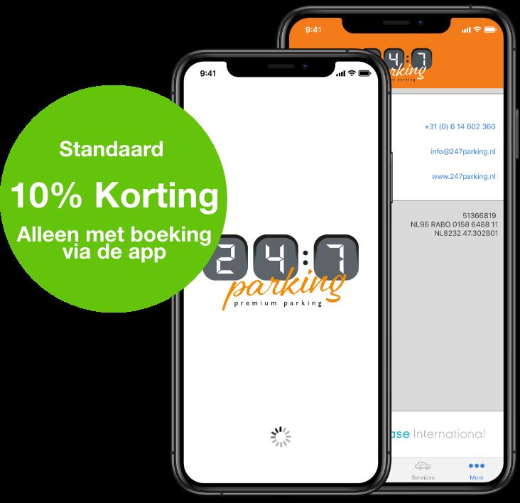 De 247 Parking app